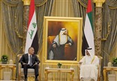 دیدار الکاظمی با شیخ زاید در ابوظبی؛ دعوت از شرکتهای اماراتی برای فعالیت در عراق