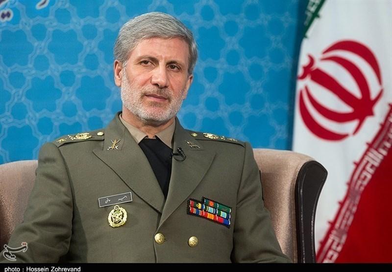 Iran Biggest Victim of Landmines: Defense Minister