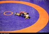 ناصر علیزاده مسافر رقابتهای گزینشی المپیک شد