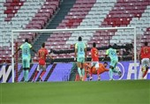 لیگ برتر پرتغال| شکست ماریتیمو در خانه بنفیکا در حضور 90 دقیقهای علیپور و عابدزاده