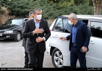 محمد اسلامی وزیر راه و شهر سازی