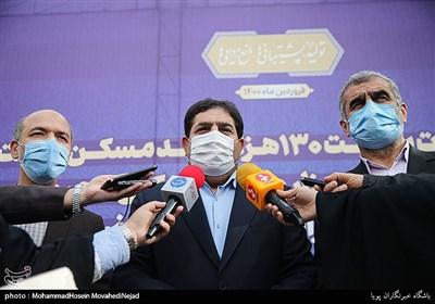 محمدمخبر رئیس ستاد اجرای فرمان امام (ره)