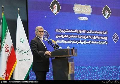 علی نیکزاد نایب رئیس مجلس شورای اسلامی