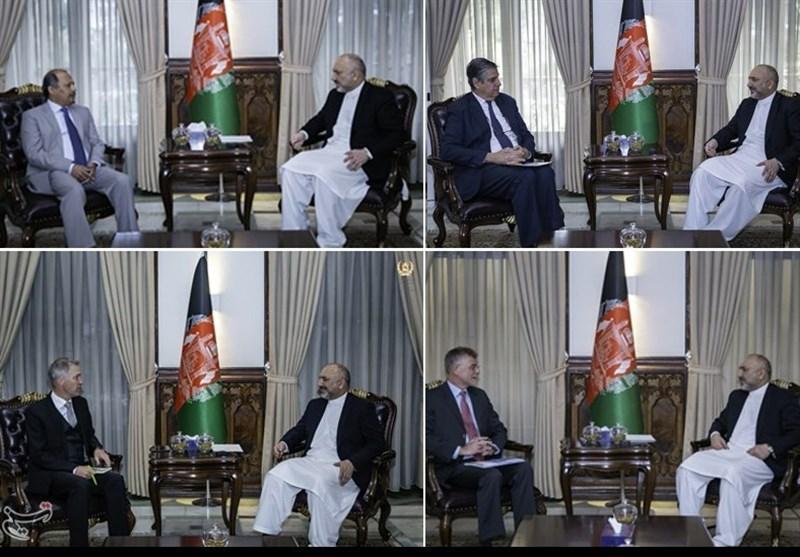 رایزنیهای وزارت خارجه افغانستان برای حمایت از طرح دولت در نشست استانبول