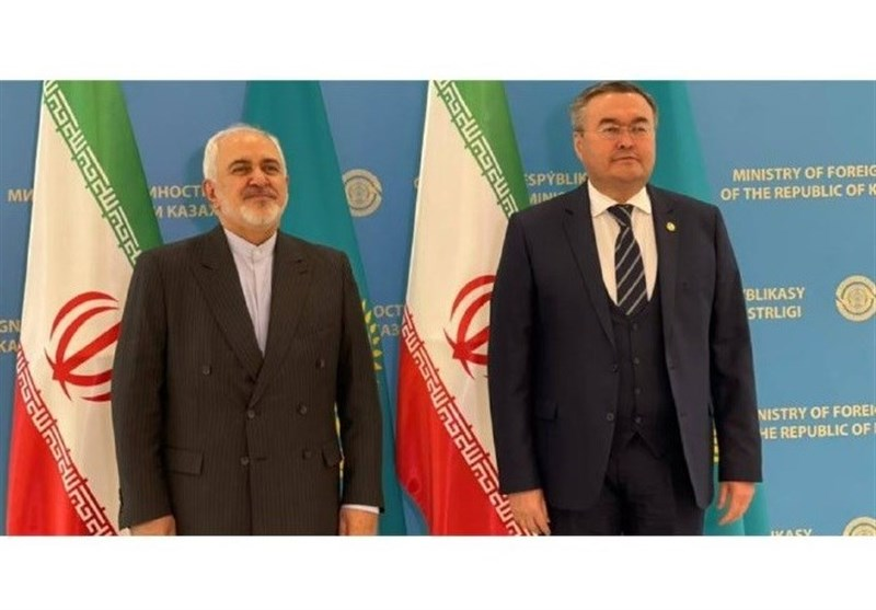 Iran, Kazakhstan Sign Cooperation MoU