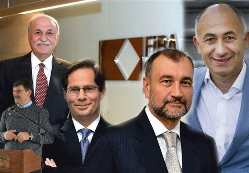 انتشار لیست ثروتمندان ترکیه و چند نکته در این خصوص