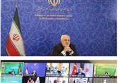 ظریف یشارک فی اجتماع وزراء خارجیة مجموعة الدول الثمانی الإسلامیة النامیة (D8)