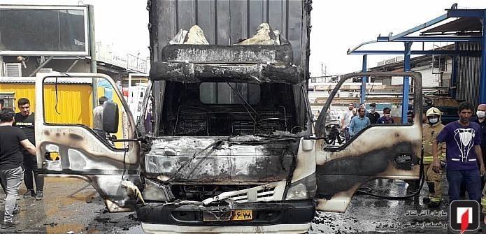 آتشنشانی , سازمان آتشنشانی تهران , آتشسوزی , حوادث , اورژانس ,