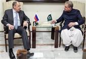 لاوروف: روسیه تجهیزات نظامی مورد نیاز پاکستان را تأمین خواهد کرد