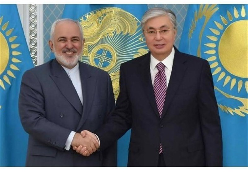 Iran Calls for Sustainable Cooperation with Kazakhstan