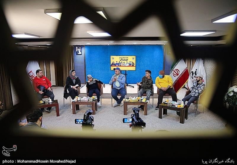 "حضور عوامل سریال نوروزی تلویزیون در تسنیم/ ""نوروز رنگی"" فصل دوم دارد؟ + عکس"