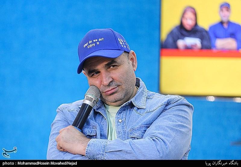 علی مشهدی: مردم در شرایط حساس همیشه در صحنه هستند/ همه میروند و رای میدهند + فیلم
