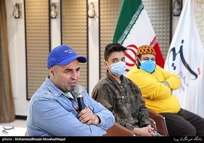 علیرضا مسعودی کارگردان سریال نوروز رنگی