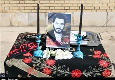 گفتوگوی تسنیم با همسر شهید محمدرضا عزیزی/ مدافع سلامتی که آرزوی شهادت در راه دفاع از حرم را داشت