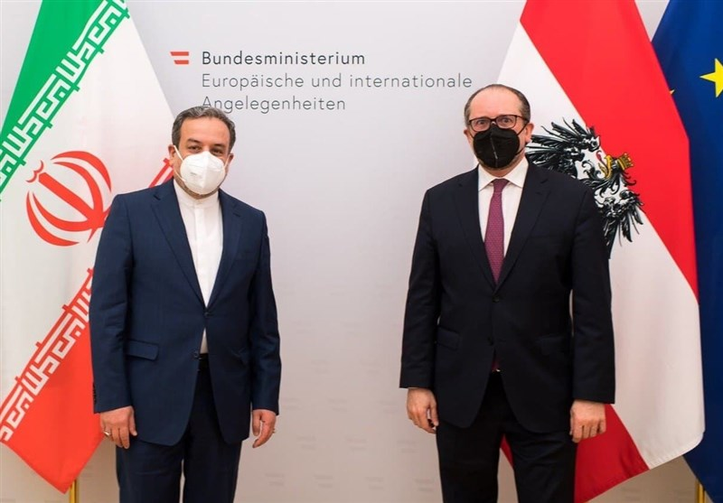 Iran, Austria Confer on JCPOA Joint Commission Meeting