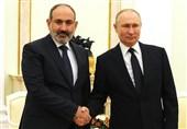 پاشینیان مذاکرات خود با پوتین را نتیجهبخش ارزیابی کرد