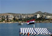 وصول ناقلة نفط إیرانیة إلى مرفأ بانیاس فی سوریا