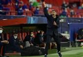 کونسیسائو: نتیجه بازی ما مقابل چلسی ناعادلانه بود/ روی مارِگا خطای پنالتی صورت گرفت
