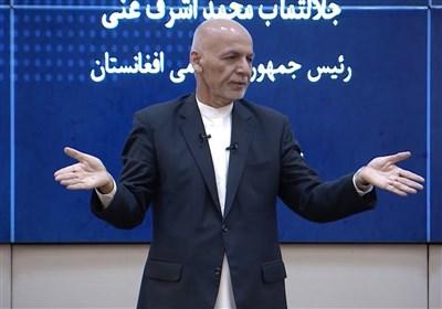شروط اشرف غنی برای کنارهگیری از قدرت و تشکیل دولت موقت در افغانستان