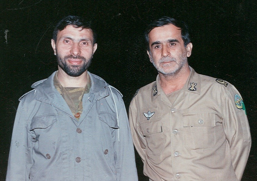 شهید , دفاع مقدس , فرماندهان نظامی ایران ,