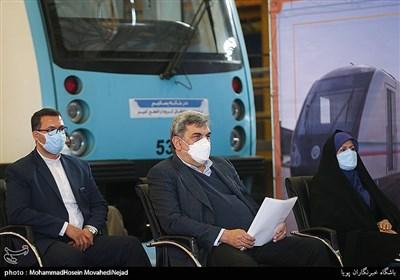 پبروز حناچی شهردار تهران