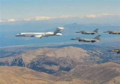 اولین رزمایش مشترک نیروی هوایی امارات و رژیم صهیونیستی