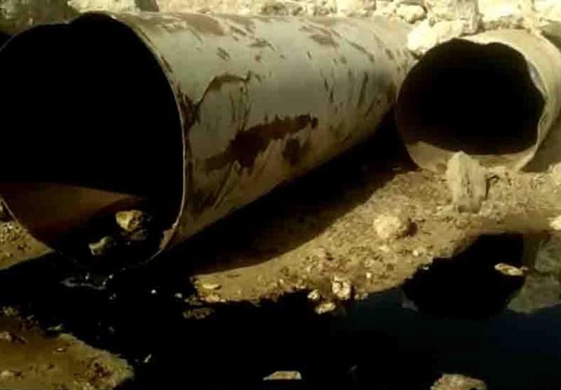 فاجعه زیستمحیطی در جزیره خارک / تخلیه پسابنفتی به دریا /خسارت به آبزیان و زیستگاه مرجانی + فیلم