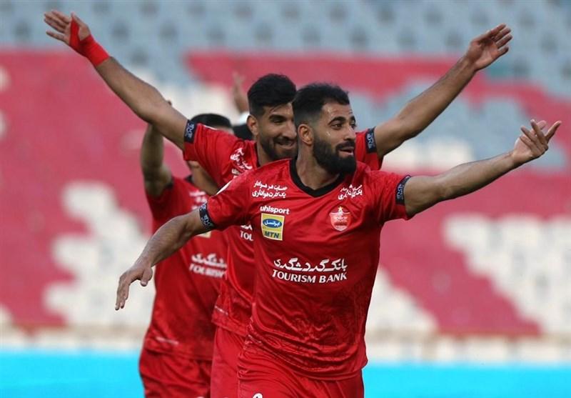 Persepolis Defeats Nassaji to Go Provisionally Top in IPL