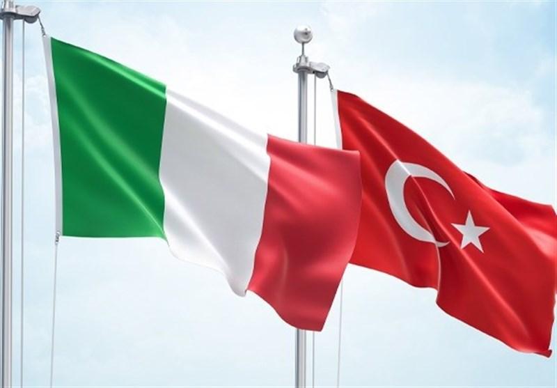 ترکیه سفیر ایتالیا در آنکارا را فراخواند