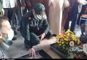 یادواره فرمانده شهید تیپ فاطمیون در پاکدشت برگزار شد + تصاویر