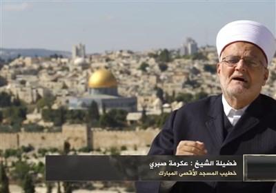درخواست خطیب مسجد الاقصی از نمازگزاران/ مقاومت فلسطین: اشغالگران جایی در سرزمین فلسطین ندارند