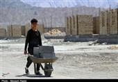 روزهای خوش در انتظار مردم زاج و داربست/پروژه ساخت شهرک حاج قاسم سلیمانی در حال انجام است+تصاویر