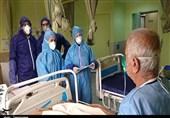 بستری بیماران کرونایی در استان بوشهر بیش از 4 برابر افزایش یافت