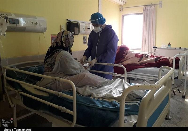 بیمارستانهای همدان این روزها آرام و قرار ندارند / روزانه 200 بیمار مبتلا به کرونا بستری میشوند