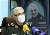 اللواء باقری: الکثیر من التطورات الدفاعیة لم تعرض امام الرای العام