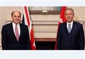 نتایج سفر وزیر دفاع ترکیه به انگلیس؛ گفتوگو درباره روابط نظامی و جریان گولن