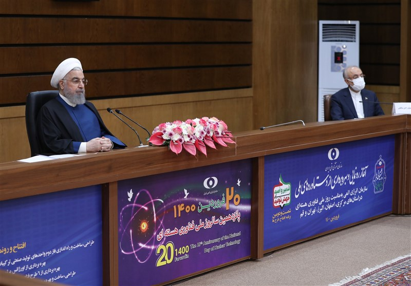 Iran Unveils 133 Achievements on Nuclear Technology Day