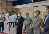 حضور نمایندگان کمیته فنی فدراسیون در اردوی تیم ملی کاراته مردان