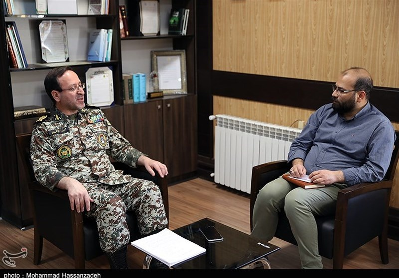 آجا | ارتش | ارتش جمهوری اسلامی ایران , پدافند | پاد آفند ,
