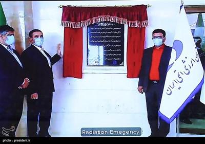 رونمایی و بهرهبرداری از دستاورد ملی هستهای در استانهای مرکزی، اصفهان، البرز، تهران و قم