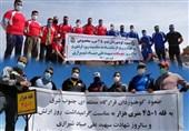 صعود کوهنوردان ارتش به 22 قله مرتفع کشور