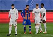 لالیگا| هتتریک رئال مادرید در شکست بارسلونا با طعم صدرنشینی و اخراج/ مسی باز هم ناکام ماند