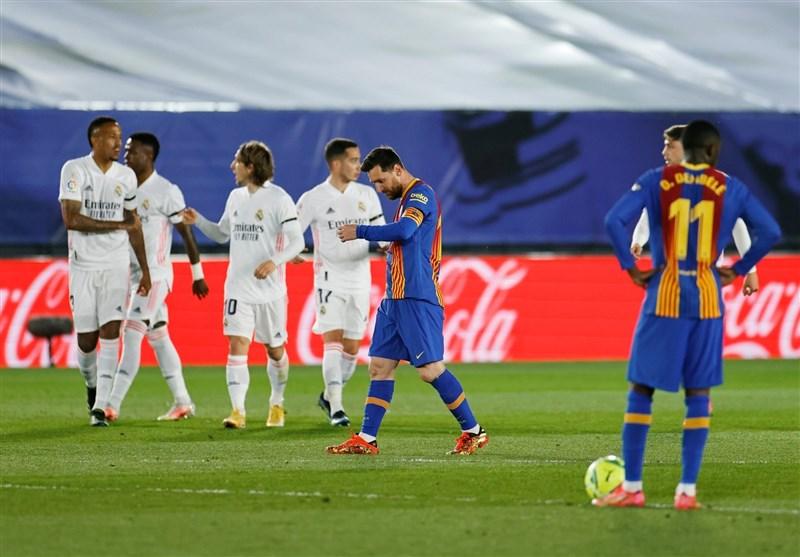 تیم فوتبال رئال مادرید , تیم فوتبال بارسلونا ,