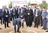 عملیات اجرایی احداث پروژه بیمارستان طبس آغاز شد