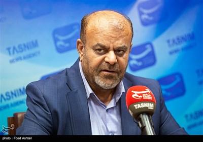 """""""رستم قاسمی"""" کاندیداتوری خود در انتخابات ۱۴۰۰ را رسماً اعلام کرد"""