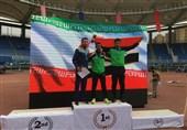 نفرات برتر رقابتهای بینالمللی دو و میدانی در مشهد مشخص شدند