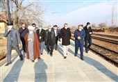 افتتاح پروژه راهآهن زنجان ـ قزوین؛ وعدهای که هیچگاه محقق نشد + فیلم