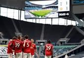 لیگ برتر انگلیس| منچستریونایتد خانه تاتنهام را فتح کرد/ زور مورینیو به شاگردان سابقش نرسید