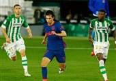 لالیگا| اتلتیکومادرید متوقف شد اما صدر جدول را از رئال مادرید پس گرفت