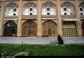 تعطیلی بازار اصفهان به دلیل پیک چهارم کرونا